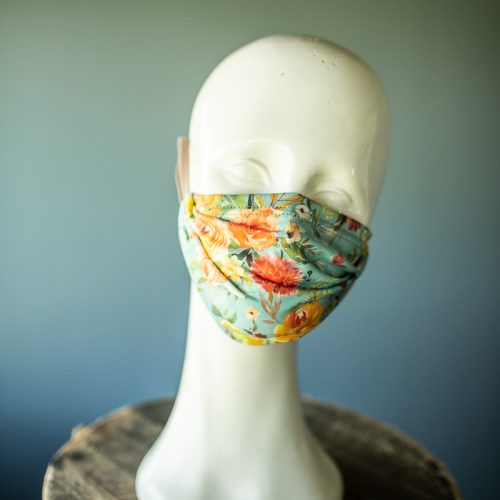 Reusable Organic Earloop Face Masks