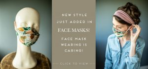 fashion face MASKS MADE IN USA for sale