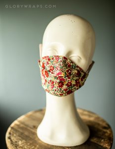 Liberty of London Floral Face Masks