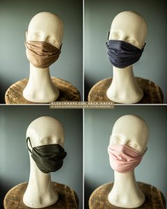 Work Place Solid Face Masks made in the usa