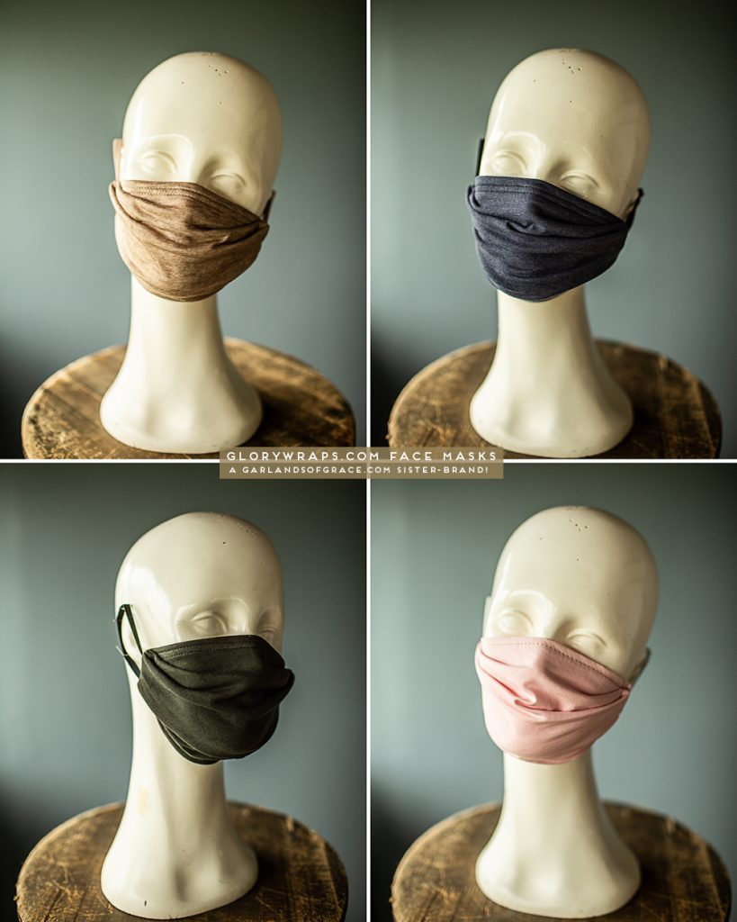 Stretch face masks for sale in the usa. Reusable Comfortable!