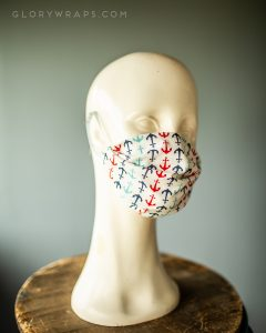 Face Masks Face Coverings Made in USA for sale