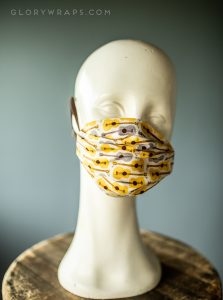 Reusable Face Masks Made in USA for sale