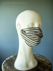 Stretch Comfort Face Masks Made in USA for sale