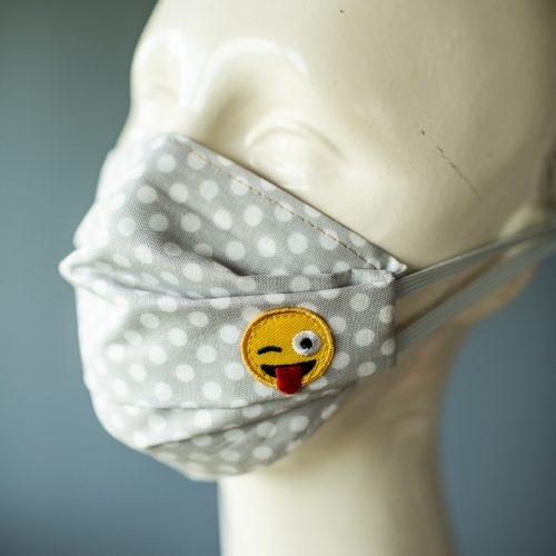 Emoji Face Masks Made in USA