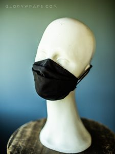 reusable work place and business face masks