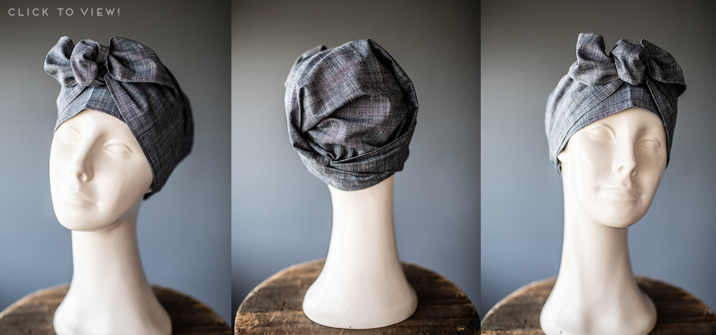 Chemo Headcovering hair loss headwraps scarves